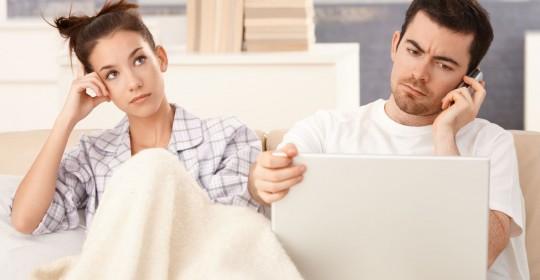 Frecuencia sexual y algunas causas que disminuyen el deseo
