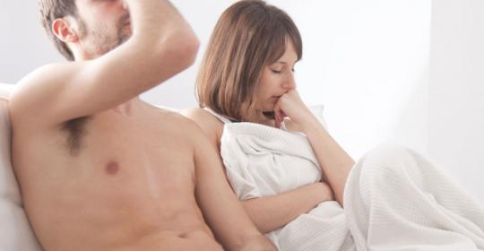 Problemas más comunes en la sexualidad de los chilenos