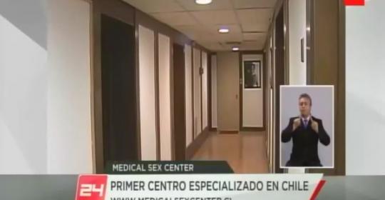 Medical Sex Center en TVN