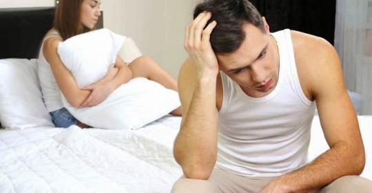 Disfunción eréctil y eyaculación precoz: los problemas sexuales más comunes entre los hombres